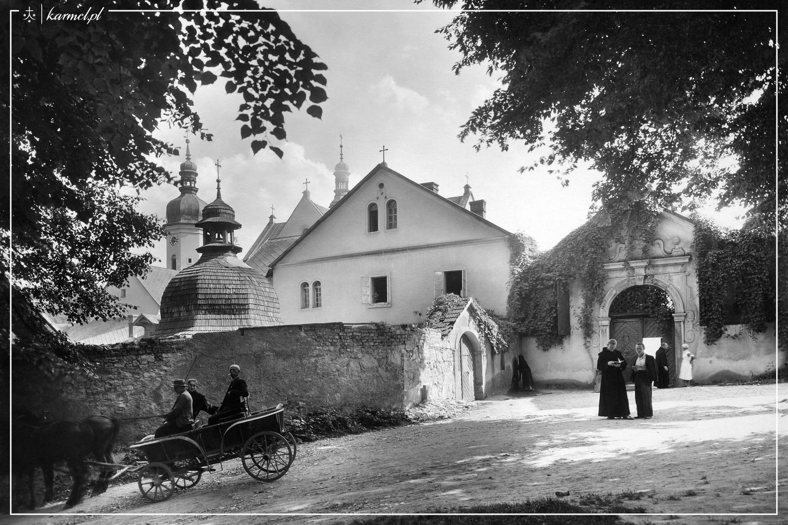 Historia klasztoru