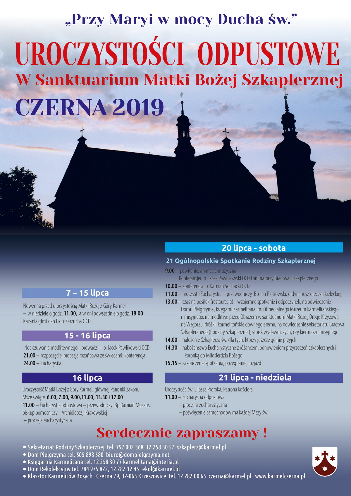 Plakat Czerna (2)